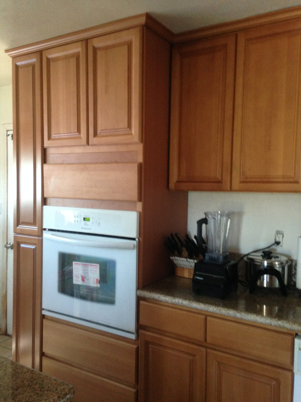 Unassembled Cabinets